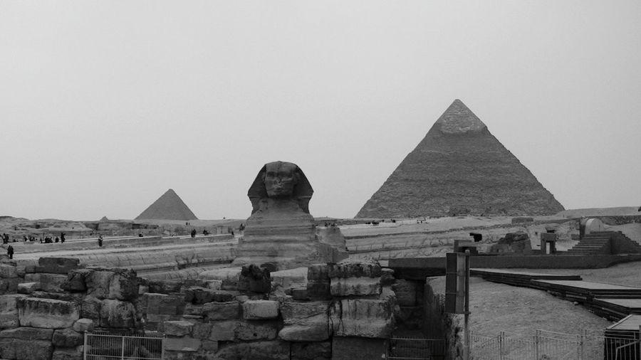 Pyramid History