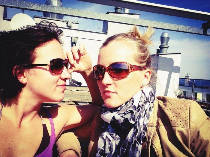 BestfriendsCoolgirlsTerrace Sunglasses