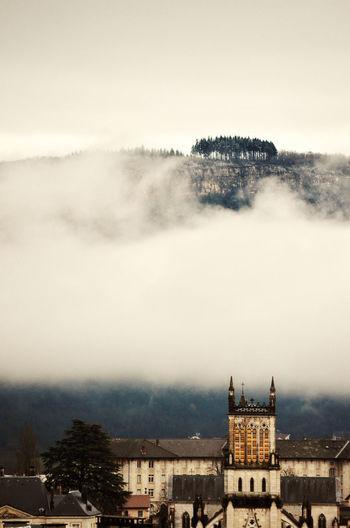 City Cloudy