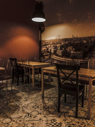 Seat Chair No People Table Nature Architecture Built Structure Lighting Equipment Sky Building Exterior Night Absence Outdoors Illuminated Building Cafe Furniture Water