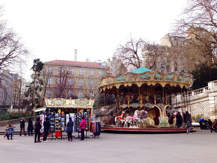 Merrygoround Carousel