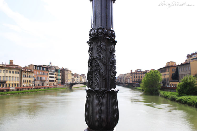 Animal Representation Architectural Column Art Art And Craft Carving - Craft Product Column Creativity Culture Famous Place Firenze Historic History Human Representation International Landmark Italy Memorial Monument Sculpture Statue