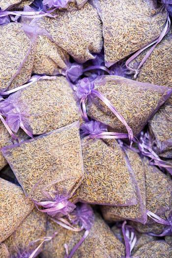 Full frame shot of food for sale at market