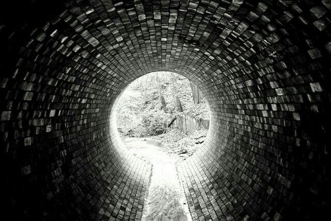 Tunnel Tunnels Tunnelvision Tunnel Vision Light At The End Of The Tunnel
