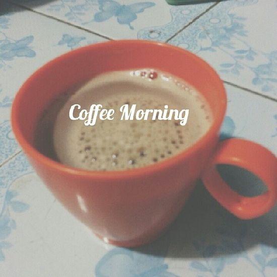 White Coffee before go visit Oikumene Chruch Parindu... Whitecoffee
