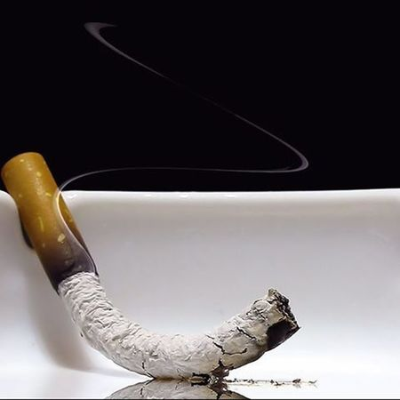 Think - it may be the right time! I made it 8 years ago Quitsmoking Cigarette  Lastcigarette Macro