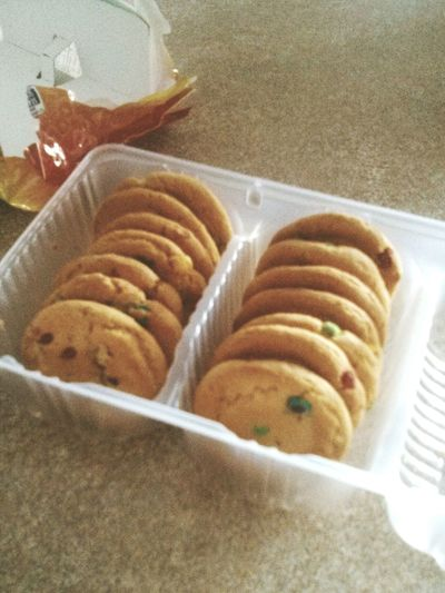 Im about to do a line.... Cookies Milk LetsGetIt