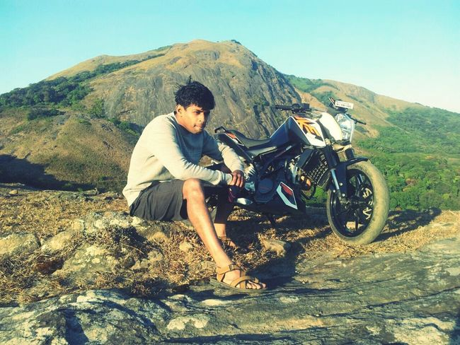 Riding the hills is a bliss. ;) Hanging Out Hills Offroad Biking Lost Places
