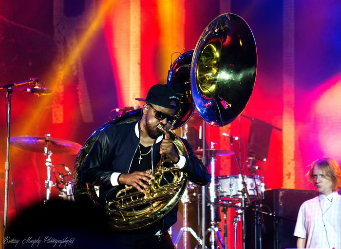 Untold Stories Musician Brass Band Sousaphone The Roots Toronto Concert Live Music