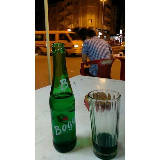 Boga Menthe Cafe Chelly