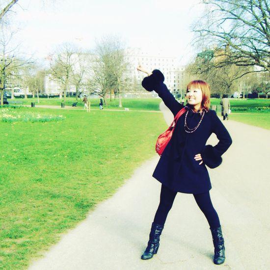 バッキンガム宮殿 London Memories Traveling Waterloo Miki