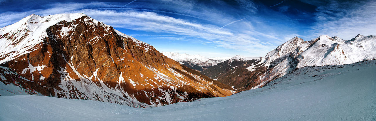 Skiing Cloud -