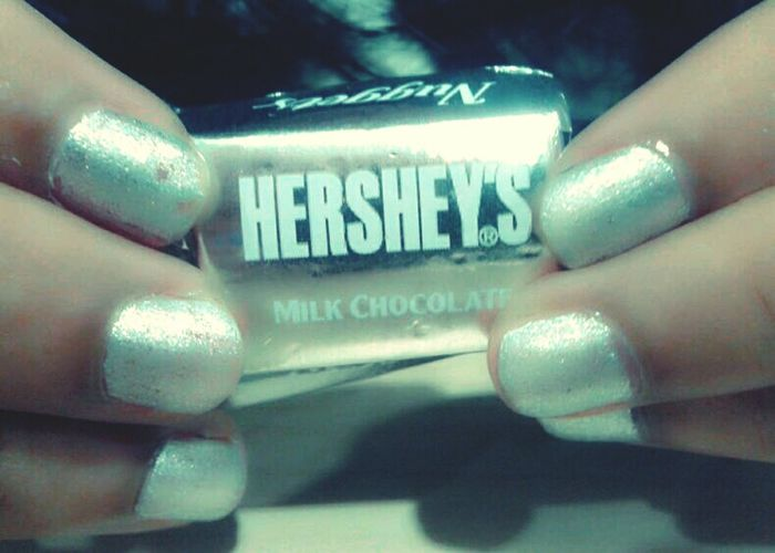Silver Chocolate