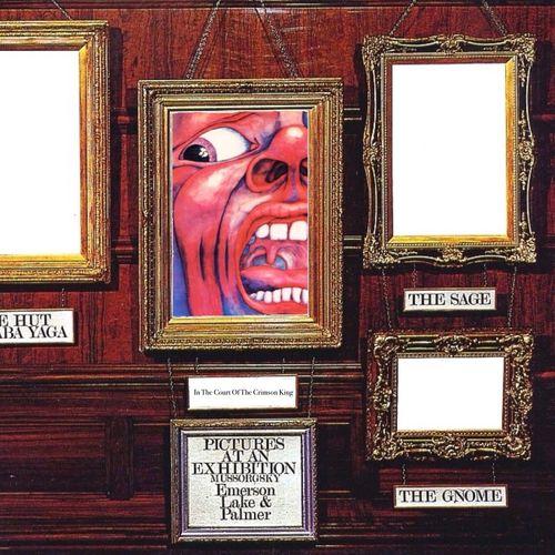 Greg Lake 💐🙏 Albumartwork Albumcover Emerson, Lake & Palmer 🎶 Kingcrimson - Epitaph