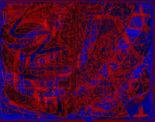 Abstractions In Colors Drawing Digitalart  Photoshop Abstractions Creative ArtWork Art Russianart Creativity Inspirational Blue Abstract искусство Beauty Painting живопись фон текстура яркиекраски Painting Art Paintings Painted Pictures Painter художник