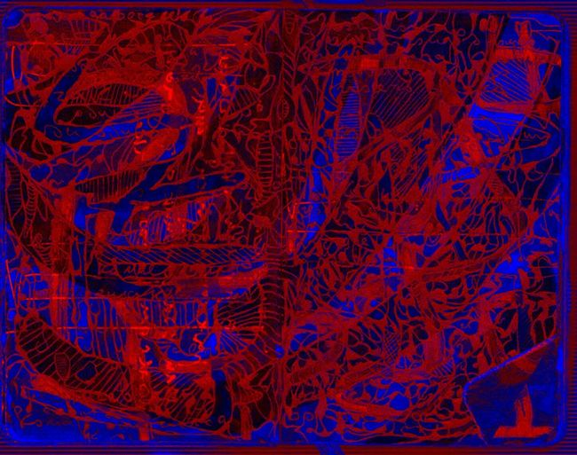 Abstractions In Colors Drawing Digitalart  Photoshop Abstractions Creative ArtWork Art Russianart Creativity Inspirational Blue Abstract искусство Beauty Painting живопись фон текстура яркиекраски Painting Art Paintings Painted Pictures Painter художник