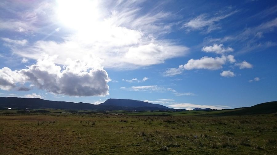 Muckish Mountain Beauty In Nature Outdoors Cloud - Sky Nature Sky Landscape Dramatic Sky Mountains And Sky Clouds
