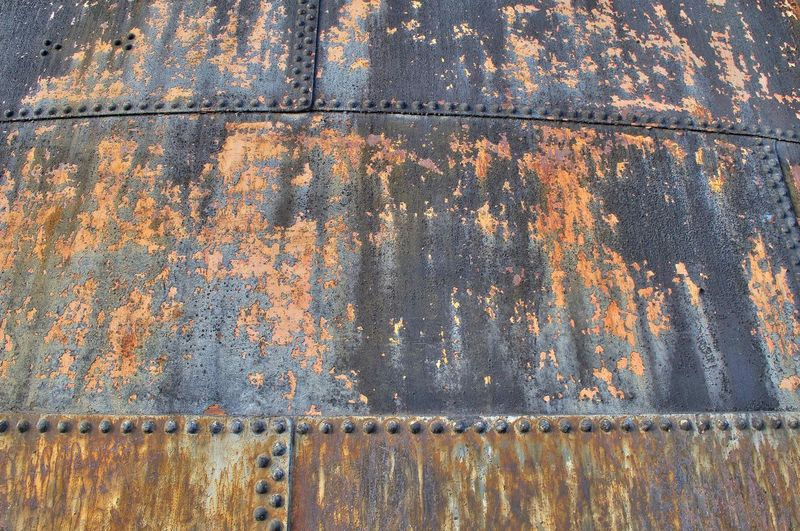 Athens Greece Gazi, Industrial museum Rusty Metal Weathered Backgrounds Full Frame Old Textured  No People Day Decline Damaged Deterioration Run-down Close-up Pattern Wood - Material Bad Condition Obsolete Abandoned Rough Outdoors Iron Sheet Metal Corrugated Iron - Metal