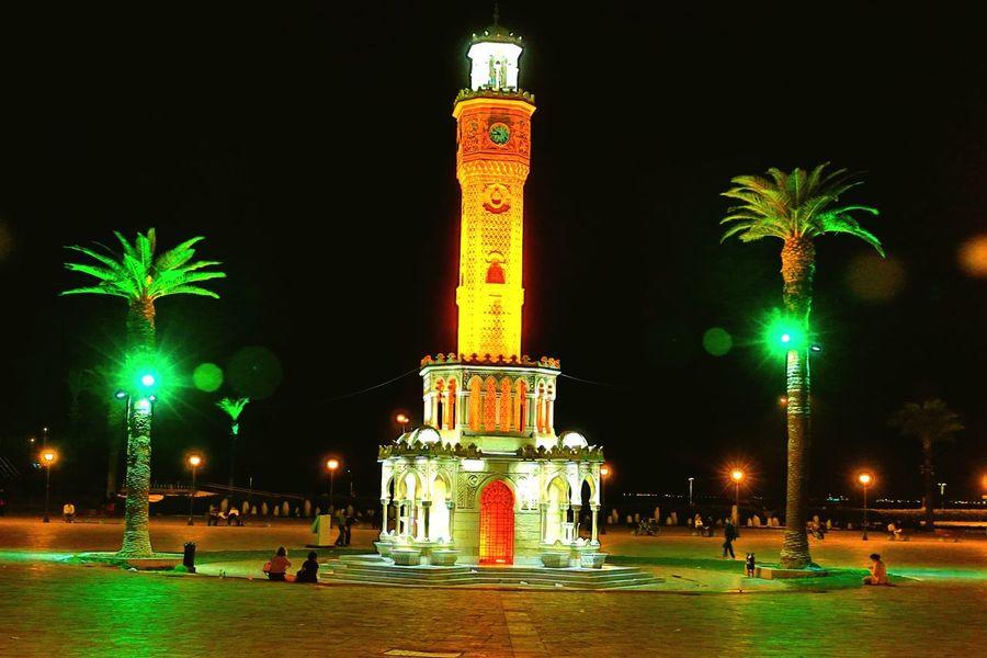 İzmir,Konak Saat Kulesi