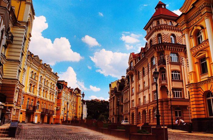 Vscocam Kiev Kievblog Kiev_ig Kievgram Arhitecture Sky City Streetphotography Street