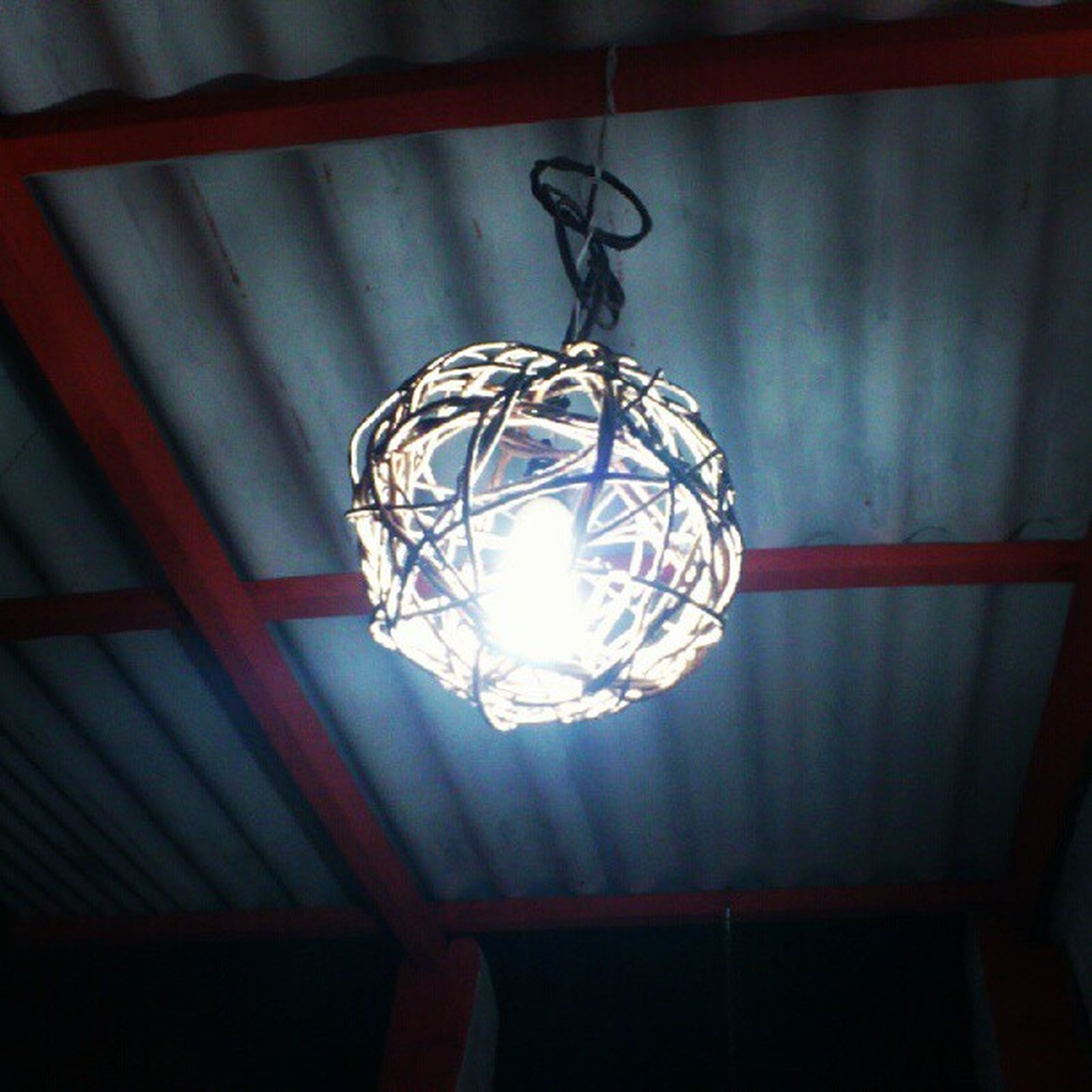 indoors, lighting equipment, ceiling, illuminated, hanging, electricity, light bulb, electric lamp, chandelier, electric light, decoration, low angle view, home interior, light - natural phenomenon, glowing, decor, pendant light, light, lamp, design