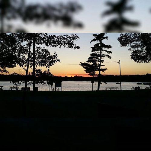 Twin lake sunset had me like😍 Likeforlike Likeitup Tagsforlikes Tflers Floperator Followforfollow Followme Sunset Twinlake Michigan Samsung Gs5 Photography Trees Lake Silhouettes Artbasel Dusk TBT