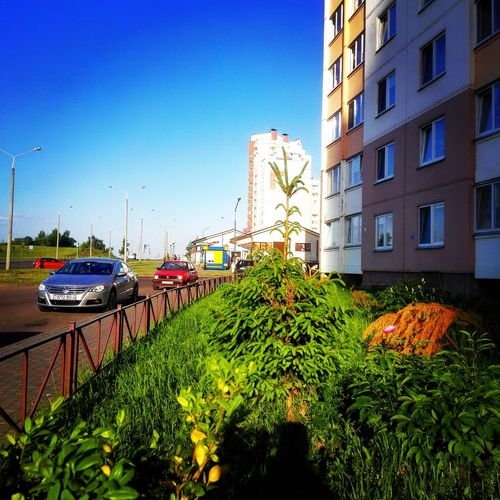 Lovemycity Grodno Grodnotut Grodnolive Belarus девятовка Skyscraper Car Sky Building Exterior