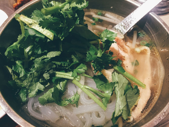 A Taste Of Life Asian Culture Asian Food Bowl Classic Coriander Dinner Drinking Eating Ethnic Food Food And Drink Freshness Green Healthy Healthy Food Healthy Lifestyle On A Health Kick Quality Time Restaurant Still Life The Foodie - 2015 EyeEm Awards Vegetables Vietnamese Food Yummy