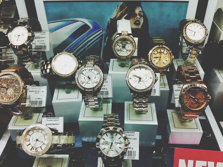 Намек подарка...;) часы