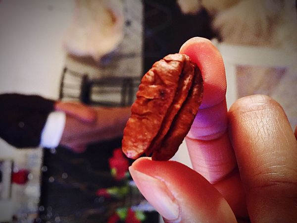 FRESH Eats Human Hand Food Real People Human Body Part Indoors  Freshness Healthy Eating Healthy Food Healthy Lifestyle Nuts Pecan Close-up Ready-to-eat People First Eyeem Photo
