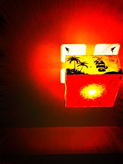 Lamp shade.. IPhoneography Check This Out Pirate Grill Gurgaon Dining