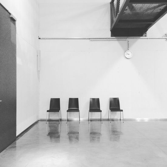 EyeEm Selects Indoors  Chair Absence No People Day Architecture #urbanana: The Urban Playground