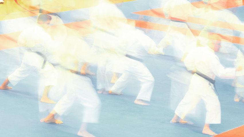 Motion Exercising People Sport Indoors  City Athlete Valladolid🇪🇸 Art Is Everywhere Eyeem Photography Eyeem Market The Week Of Eyeem Spain🇪🇸 Eyeemphoto Karate