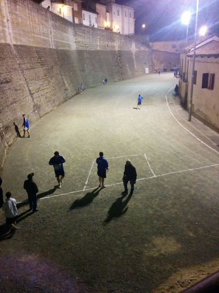 Tamburello Tambass Tamburin incontro serie B muro Castell'Alfero Calliano