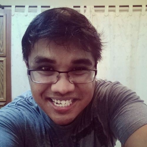 Selfie sebab TepengaruhDenganJiran