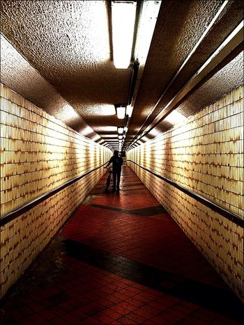 Shadow Tunnel Humatrix AMPt - Vanishing Point