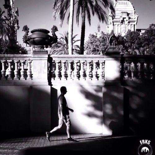 """""""The limits between shadows and lights are so close"""" by @aenede (iPhone 5 + Snapseed + PS Express) Blackandwhite"""