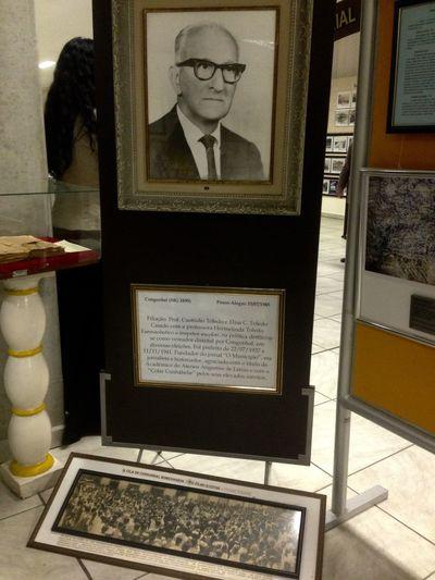 Museu Tuany Toledo - 13ª Semana de Museus para uma sociedade Sustentável - criado: (Alexandre de Araújo)