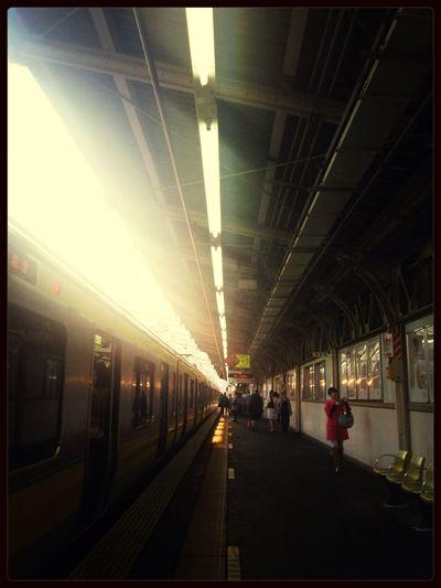 before sundown station