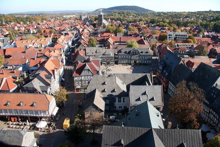 OverviewPoint Niedersachsen Harz Goslargermany Goslar