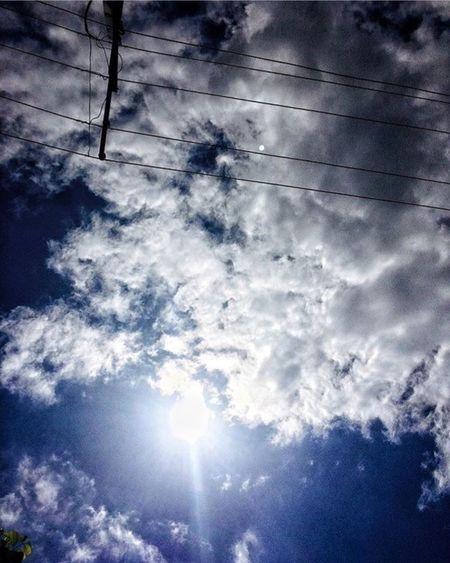 Summer sky's ❤️❤️❤️