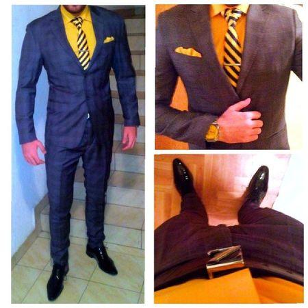 NYE14 DG - suite Brioni - shirt&tie Zegna  - belt Hugoboss - shoes