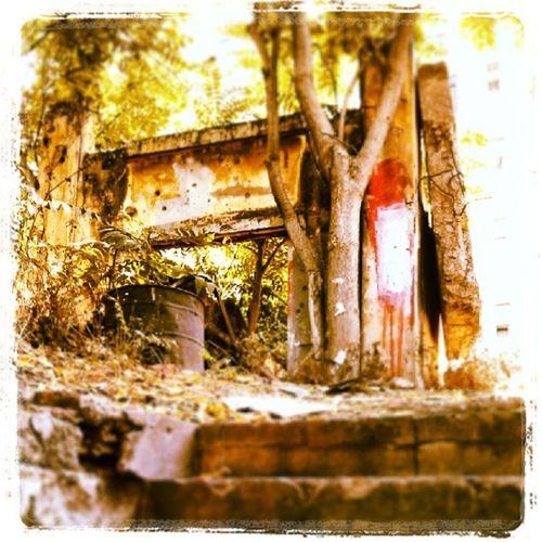 Hidden piece of the old FurnElChebbak
