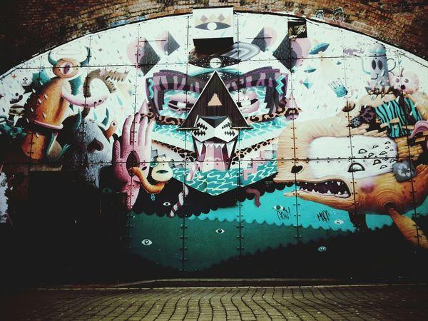 Streetphoto Graffiti Street Art Eye4photography