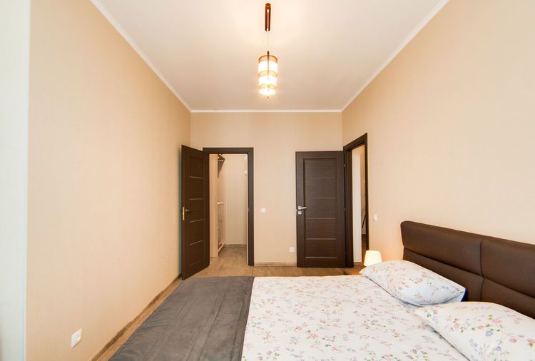 Bedroom Indoors  Bed Lighting Equipment Domestic Room Furniture Illuminated Absence Modern Architecture Home Interior Ceiling Hotel Wealth Luxury No People Home Home Showcase Interior Building Entrance Hotel Room Light Electric Lamp Clean