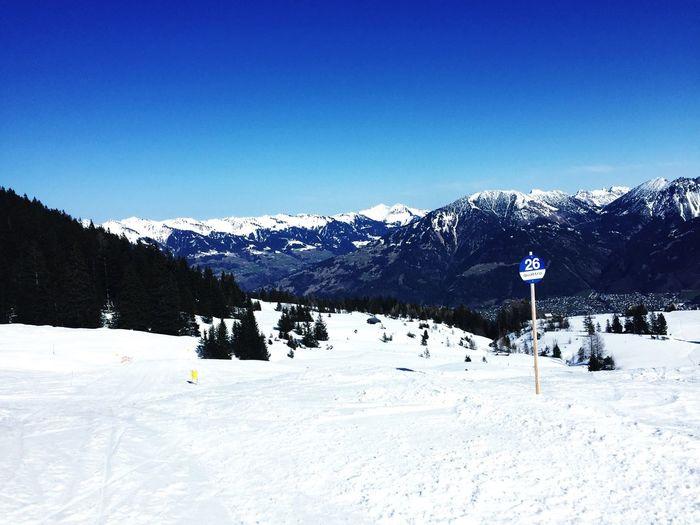 Austria Mountains Austria ❤ Mountains Ski Skiing Austria Bluesky Snowy Snow Snow ❄ Enjoying Life