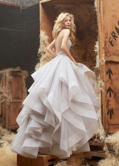Iloveitsomuch Girly Fashion Modelgirl Queen Sweet♡ Wedding Dress