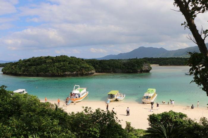 Amazing okinawa. B Beach View Landscape ..we Blew This Day Away..