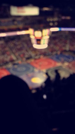 Their memory was something tangible and heavy, and I would carry it with me. Wells Fargo Arena State Wrestling Iowa