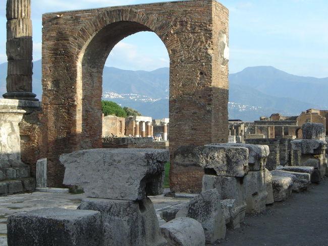 Travel Destinations History Archeological Site Archeology ArcheologicSite Romans Pompeii Ruins Pompei Scavi Architecture Travel